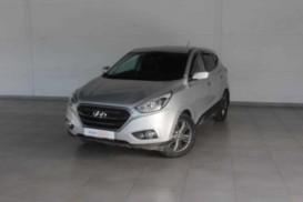 Hyundai ix35 2015 г. (серебряный)