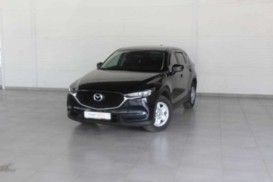 Mazda CX-5 2018 г. (черный)