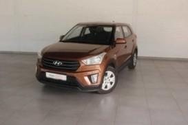 Hyundai Creta 2016 г. (коричневый)