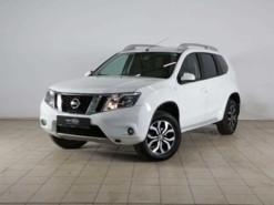 Nissan Terrano 2017 г. (белый)