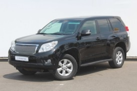 Toyota Land Cruiser Prado 2011 г. (черный)