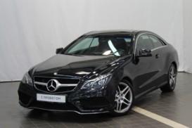 Mercedes-Benz E-klasse 2014 г. (черный)