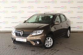 Renault Logan 2018 г. (коричневый)