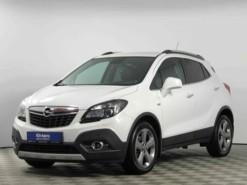 Opel Mokka 2012 г. (белый)