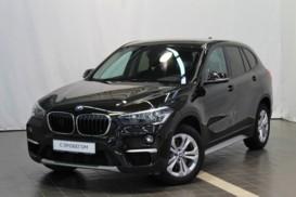 BMW X1 2016 г. (черный)