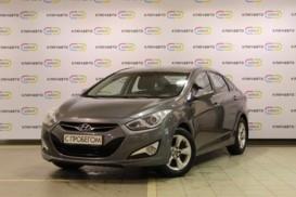Hyundai i40 2015 г. (серый)