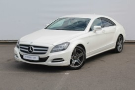 Mercedes-Benz CLS 2012 г. (белый)