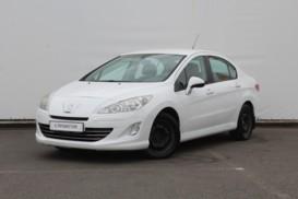 Peugeot 408 2012 г. (белый)