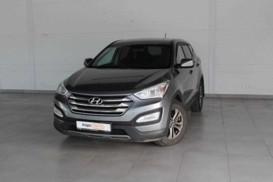 Hyundai Santa FE 2012 г. (серый)