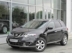 Nissan Murano 2012 г. (черный)