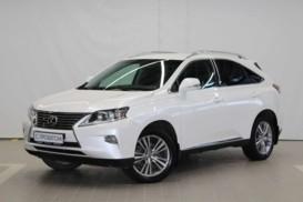Lexus RX 2014 г. (белый)