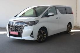 Toyota Alphard 2018 г. (белый)