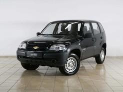 Chevrolet Niva 2014 г. (черный)