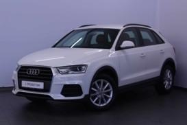 Audi Q3 2015 г. (белый)