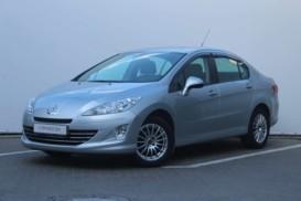 Peugeot 408 2012 г. (серый)