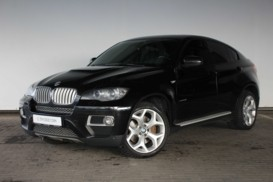 BMW X6 2012 г. (черный)
