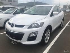 Mazda CX-7 2011 г. (белый)