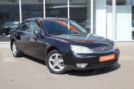 Ford Mondeo 2006 г. (черный)