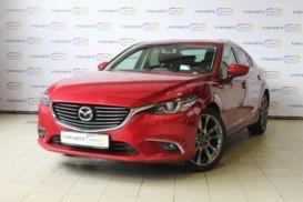 Mazda 6 2015 г. (красный)