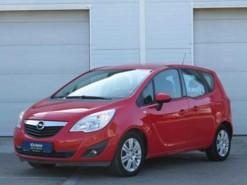 Opel Meriva 2012 г. (красный)