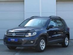 Volkswagen Tiguan 2012 г. (синий)