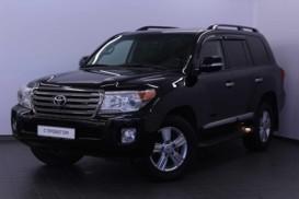 Toyota Land Cruiser 2014 г. (черный)