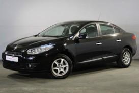 Renault Fluence 2011 г. (черный)