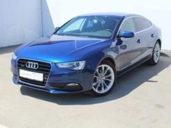 Audi A5 2015 г. (синий)