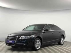 Audi A6 2008 г. (черный)