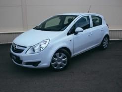Opel Corsa 2010 г. (белый)