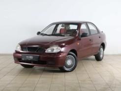 Chevrolet Lanos 2006 г. (красный)