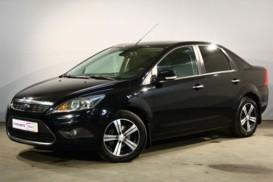Ford Focus 2010 г. (черный)
