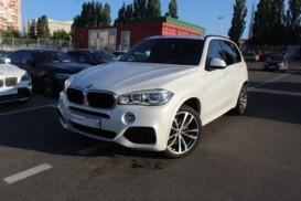 BMW X5 2014 г. (белый)