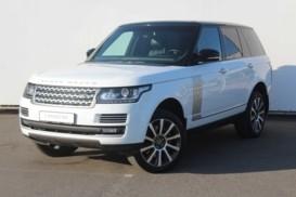 Land Rover Range Rover 2013 г. (белый)