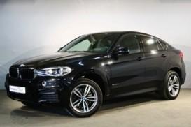 BMW X6 2018 г. (черный)