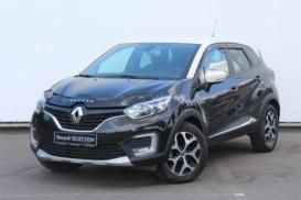 Renault Kaptur 2017 г. (желтый)