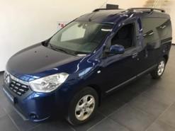 Renault Dokker 2018 г. (синий)