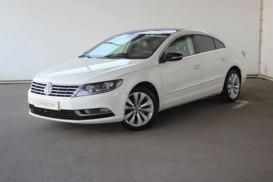 Volkswagen Passat CC 2012 г. (белый)