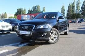 Audi Q5 2009 г. (черный)