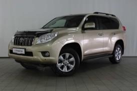 Toyota Land Cruiser Prado 2011 г. (золотой)