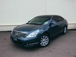 Nissan Teana 2010 г. (зеленый)