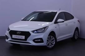 Hyundai Solaris 2017 г. (белый)