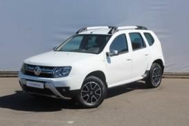 Renault Duster 2016 г. (белый)