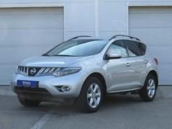 Nissan Murano 2010 г. (серебряный)