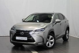 Lexus NX 2015 г. (серый)
