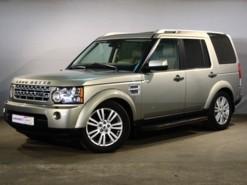 Land Rover Discovery 2012 г. (серый)