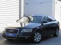 Audi A6 2007 г. (черный)