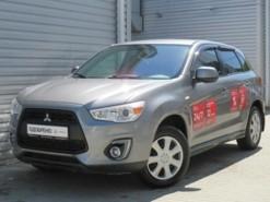 Mitsubishi ASX 2013 г. (серый)