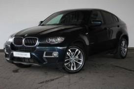 BMW X6 2013 г. (синий)