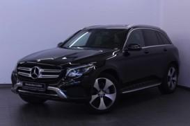Mercedes-Benz GLC 2016 г. (черный)